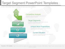 Target Segment Powerpoint Templates