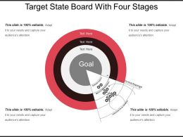Target State Board With Four Stages