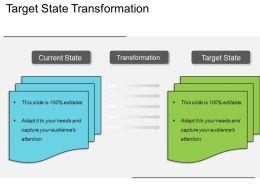 Target State Transformation
