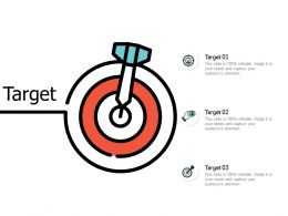 Target Strategy J161 Ppt Powerpoint Presentation File Rules