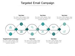 Targeted Email Campaign Ppt Powerpoint Presentation Pictures Graphic Images Cpb
