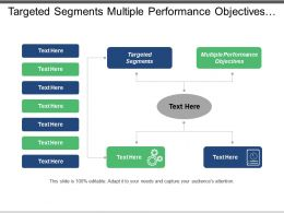 Targeted Segments Multiple Performance Objectives Roadmap Strategic Plan Cpb