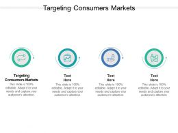 Targeting Consumers Markets Ppt Powerpoint Presentation Professional Cpb