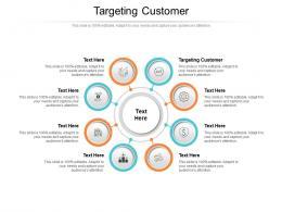 Targeting Customer Ppt Powerpoint Presentation Portfolio Outline Cpb
