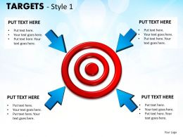 Targets Style 1 PPT 21