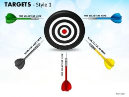 Targets Style 1 PPT 9