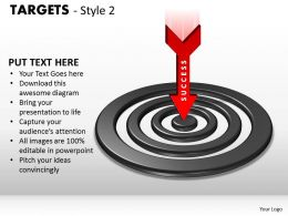 Targets Style 2 PPT 10