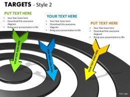 Targets Style 2 PPT 11