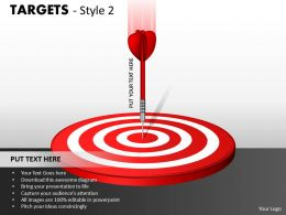 Targets Style 2 PPT 1