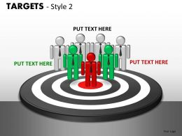 Targets Style 2 PPT 5