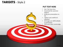 Targets Style 2 PPT 6