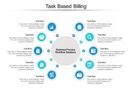 Task Based Billing Ppt Powerpoint Presentation Infographic Template Clipart Cpb