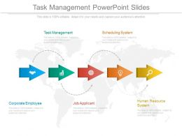 Task Management Powerpoint Slides