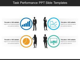 Task Performance Ppt Slide Templates