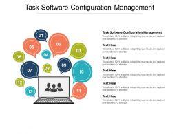 Task Software Configuration Management Ppt Graphics Tutorials Cpb