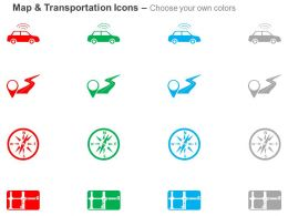 taxi_service_location_indication_compass_path_ppt_icons_graphics_Slide02