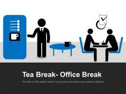Tea Break Office Break