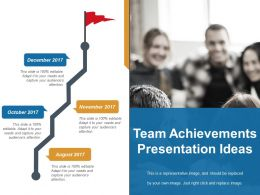 Team Achievements Presentation Ideas