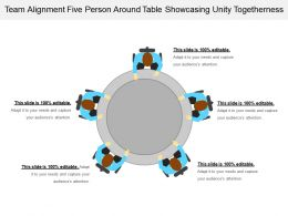 team_alignment_five_person_around_table_showcasing_unity_togetherness_Slide01