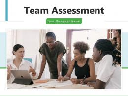 Team Assessment Questionnaire Analyzing Leadership Performance