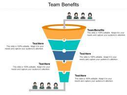 Team Benefits Ppt Powerpoint Presentation Ideas Structure Cpb