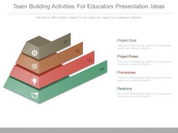 Team Building Activities For Educators Presentation Ideas