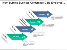 Team Building Business Conference Calls Employee Wellness Program Cpb