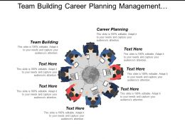 Team Building Career Planning Management Training Negotiation Techniques Cpb