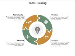 Team Building Ppt Powerpoint Presentation Inspiration Show Cpb