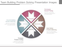 Team Building Problem Solving Presentation Images