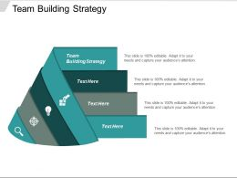 Team Building Strategy Ppt Powerpoint Presentation Icon Portrait Cpb