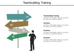 Team Building Training Ppt Powerpoint Presentation Layouts Guidelines Cpb