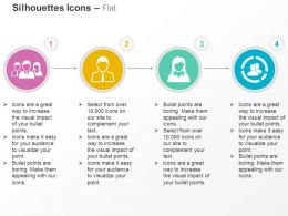 Team Business Man Women Workflow Ppt Icons Graphics