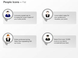 Team Business Management Professionals Ppt Icons Graphics