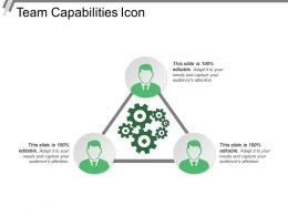 Team Capabilities Icon