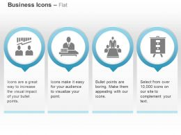 Team Ceo Meeting Business Chart Ppt Icons Graphics
