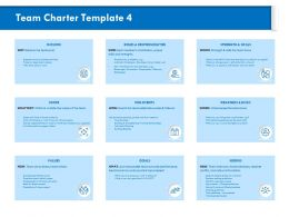 Team Charter Template Celebrate M825 Ppt Powerpoint Presentation Outline Styles