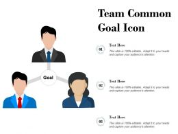 Team Common Goal Icon
