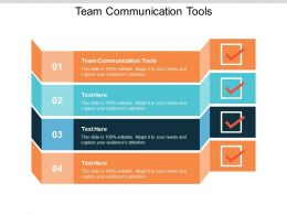 Team Communication Tools Ppt Powerpoint Presentation Inspiration Microsoft Cpb