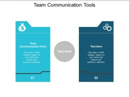 Team Communication Tools Ppt Powerpoint Presentation Styles Example Cpb