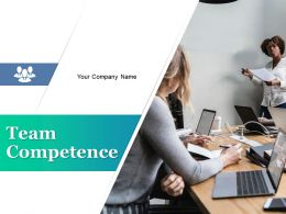 Team Competence Powerpoint Presentation Slides