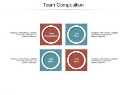 Team Composition Ppt Powerpoint Presentation Layouts Background Image Cpb
