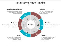 Team Development Training Ppt Powerpoint Presentation Summary Designs Cpb
