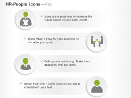 Team Discussion Business Peoples Ppt Icons Graphics