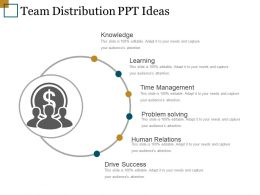 Team Distribution Ppt Ideas