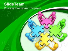 team_efforts_to_assemble_jigsaw_puzzles_powerpoint_templates_ppt_themes_and_graphics_0213_Slide01
