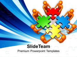 team_efforts_to_solve_puzzle_powerpoint_templates_ppt_backgrounds_for_slides_0213_Slide01