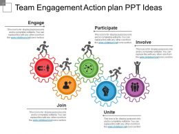 Team Engagement Action Plan Ppt Ideas