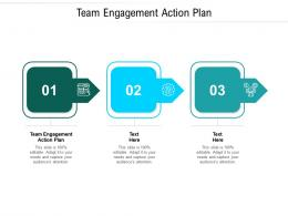 Team Engagement Action Plan Ppt Powerpoint Presentation Icon Images Cpb