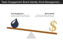 Team Engagement Brand Identity Work Management Marketing Automation
